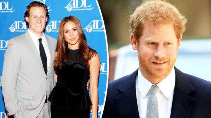 Logodnica prinţului Harry a mai fost CĂSĂTORITĂ. Cine este fostul soț al lui Meghan Markle (FOTO)