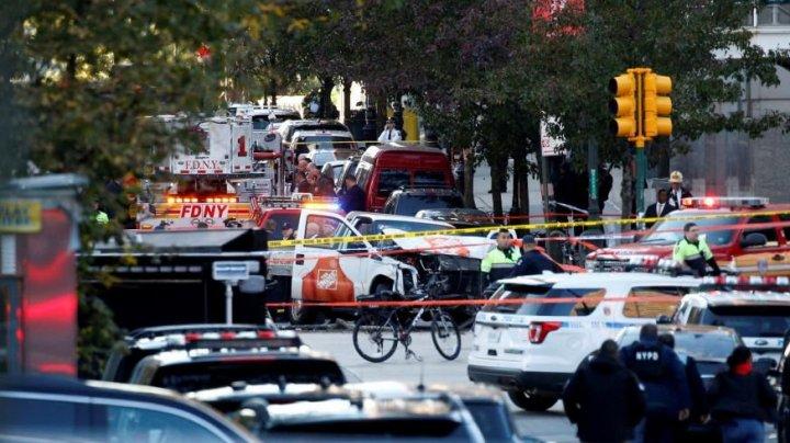 Oficial rus: Atacul din New York este din vina americanilor obsedați de Rusia