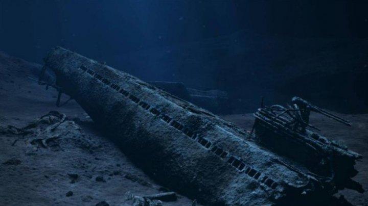 Descoperire TULBURĂTOARE pe fundul Mării Nordului. Ce au găsit scafandrii