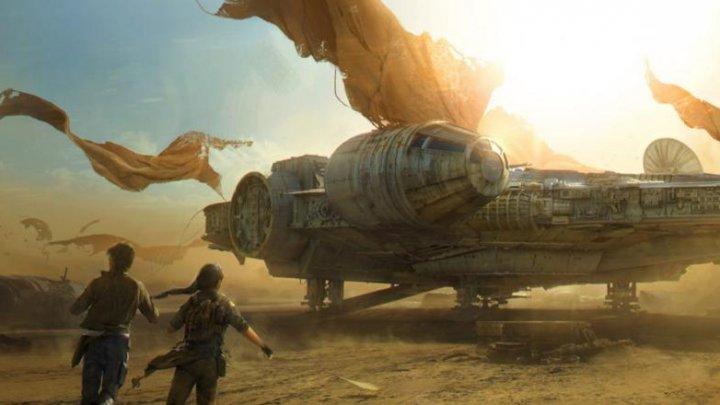 Renumita navă spațială din Star Wars a fost găsită pe Google Maps (FOTO)