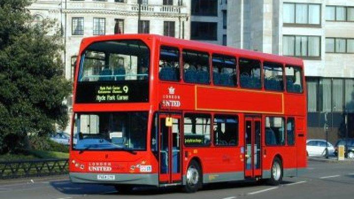 Autobuzele etajate din Londra vor circula cu un biocarburant obținut din cafea