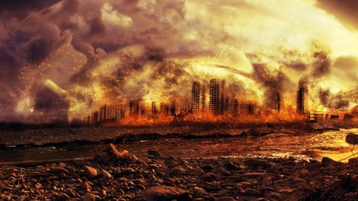"Avertisment CUTREMURĂTOR! Planeta va deveni ""un glob de foc"""
