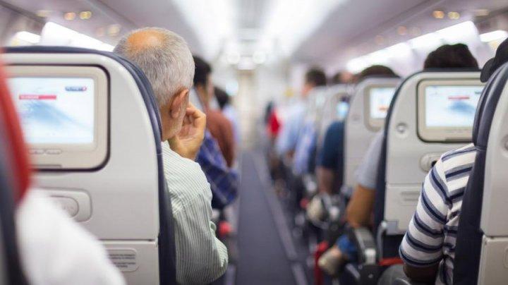 MOTIVUL INCREDIBIL pentru care un bărbat s-a ascuns în toaleta unui avion care urma să ajungă la Geneva
