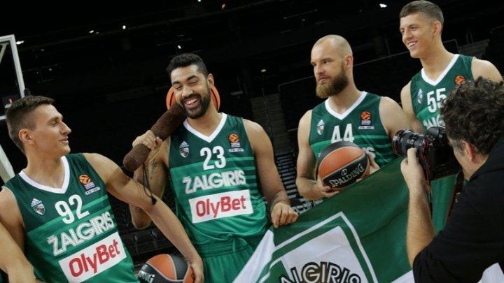 PARTIDĂ PE MUCHIE DE CUŢIT. Zalgiris Kaunas a câştigat cu 85-83 partida cu Unicaja