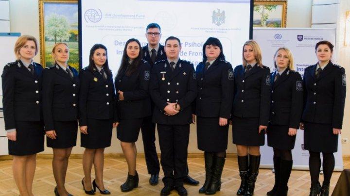 Poliția de Frontieră va avea propriul sistem al serviciilor psihologice integrate
