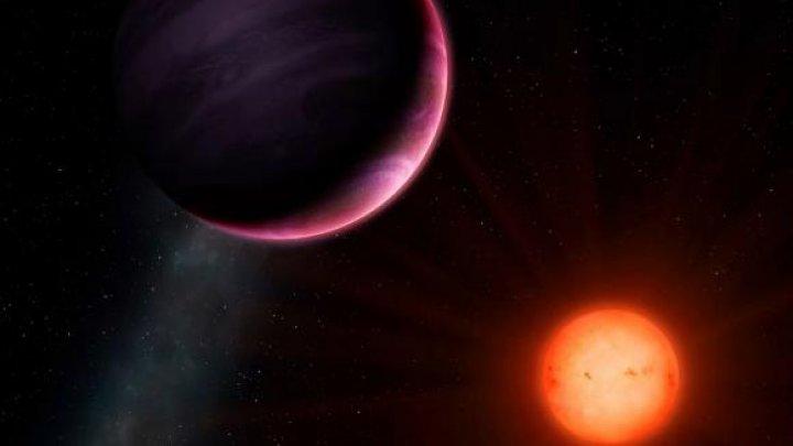 A fost descoperită o PLANETĂ-MONSTRU. Ce spun astronomii