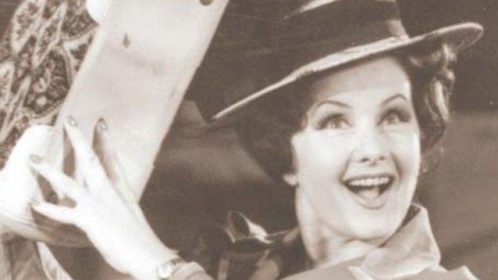 A fost o femeie frumoasă! IMAGINI INEDITE cu Stela Popescu în tinereţe