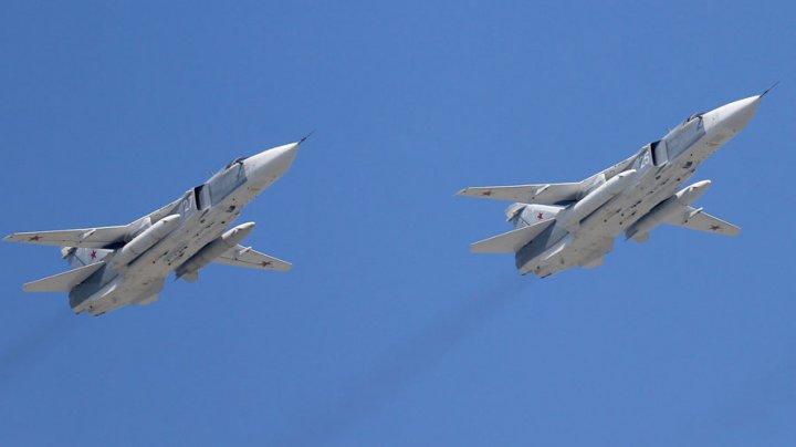 Rusia desfășoară avioane de luptă în apropierea Japoniei, într-o zonă aflată în stare de război