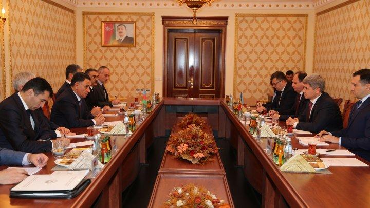 Ministerele de Interne de la Baku și Chișinău își vor fortifica relațiile de colaborare