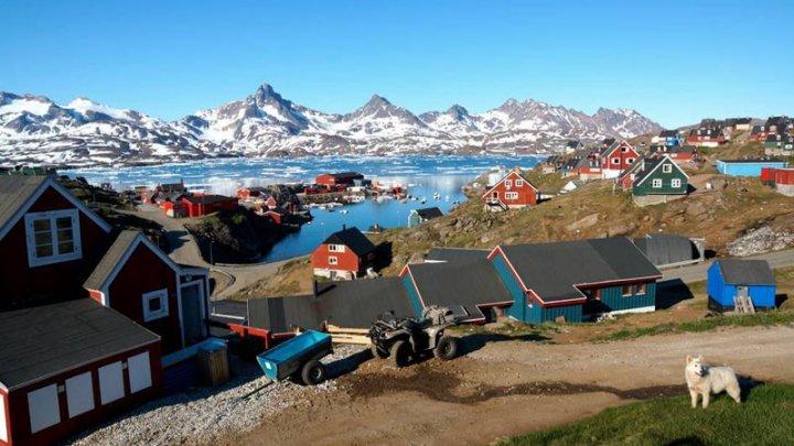 Incredibil! Un tânăr a cerut Danemarcei să-i împrumute Groenlanda. Ce răspuns a primit