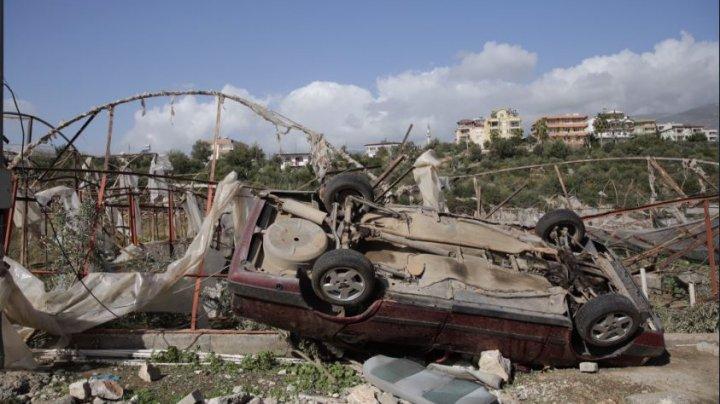 TORNADĂ în Antalya, zonă frecventată de moldoveni: Cel puțin 38 de oameni au fost răniți în urma furtunii violente