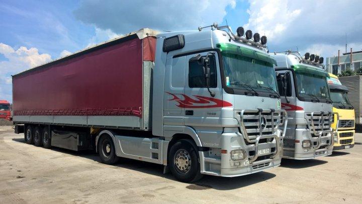 Transportul de mărfuri, în creştere cu aproape 30 la sută