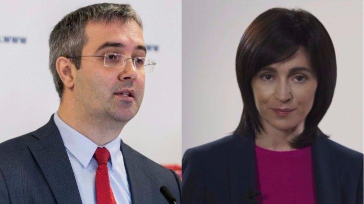Sergiu Sîrbu o îndeamnă pe Maia Sandu să lase Facebook-ul şi să participe la ședințele Comisiei pentru formarea circumscripțiilor