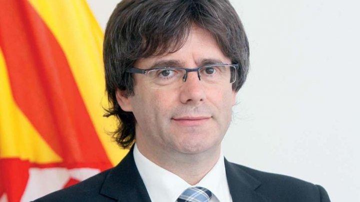 Carles Puigdemont face declaraţii. Premierul demis al Cataloniei mărturiseşte de ce a fugit în Belgia