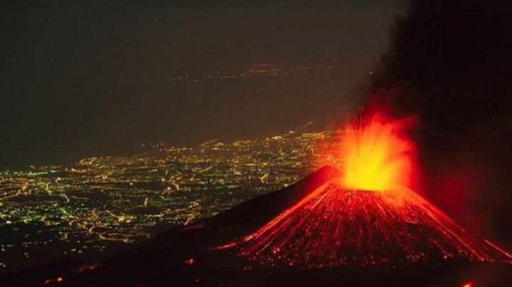 AVERTISMENT: Un vulcan dintr-o ţară Europeană, care a fost epicentrul a 22 de cutremure în doar patru zile, pe cale să erupă