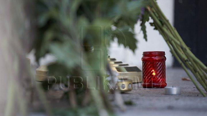 NENOROCIRE în satul Drăsliceni. Un copil de 11 ani a fost strivit mortal de o maşină care nivela asfaltul
