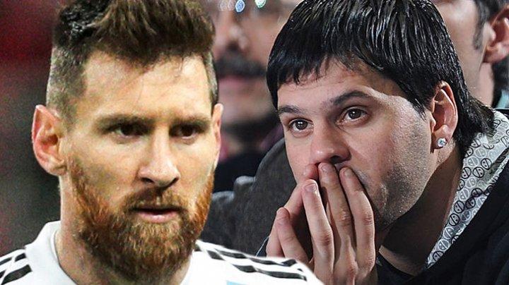 Motivul pentru care fratele lui Lionel Messi a fost arestat
