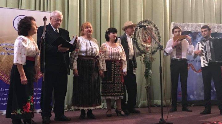 Tradițiile și obiceiurile neamului, reînviate la Chișinău în cadrul unui concert dedicat vârstnicilor