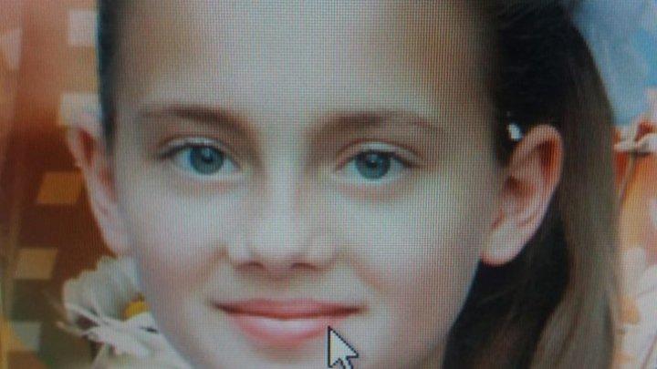 Minora de 13 ani din satul Văsieni, dată dispărută zilele trecute, a fost găsită