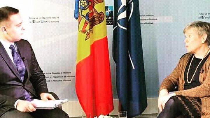 Rose Gottemoller, secretarul general adjunct al NATO: Fiecare țară trebuie să aibă dreptul să aleagă relațiile sale în ceea ce priveşte securitatea