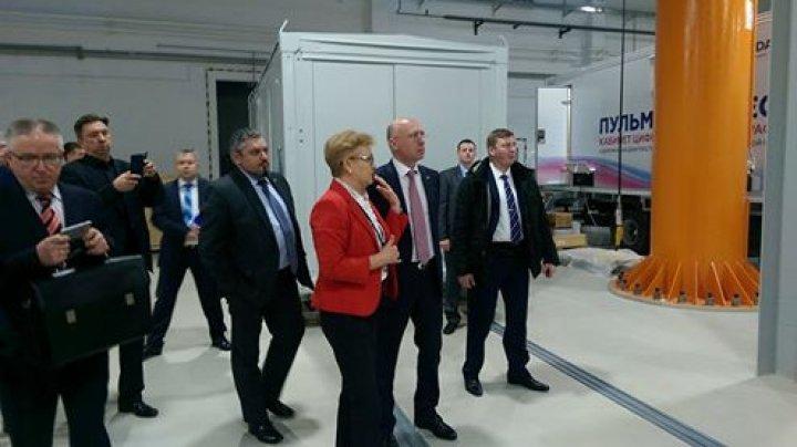 Moldova va achiziționa complexe radiologice mobile din Belarus