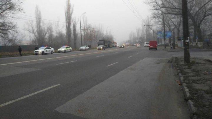 Guvernul salvează Bălţiul de deşeuri! Maşinile de gunoi au ajuns în oraş