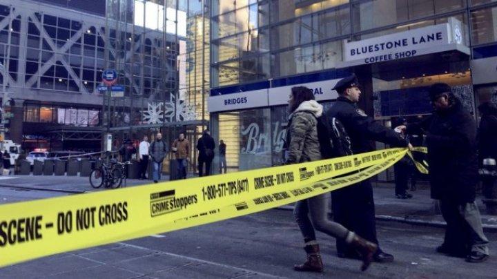 Explozia din New York a fost produsă de un islamist care s-a aruncat în aer