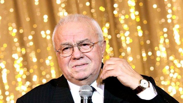 Actorul Alexandru Arşinel va fi supus unei operaţii pe inimă