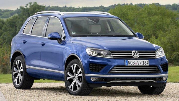 Nemții trebuie să dea din nou socoteală. Volkswagen, prinsă că folosește dispozitive ilegale ce manipulează emisiile pe modelele Touareg