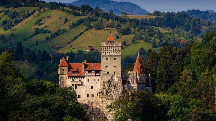Castelul Bran a fost inclus printre 20 cele mai frumoase castele din Europa