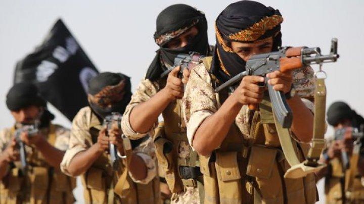 Un militant al gruprii teroriste Stat Islamic s-a predat cu tot cu mașina capcană