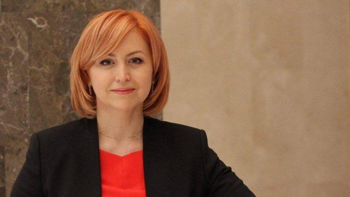 Deputatul PCRM, Oxana Domenti și-a depus mandatul de parlamentar