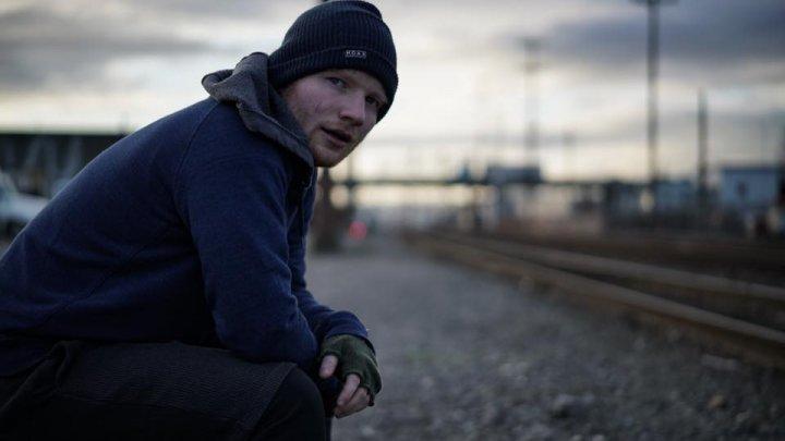 Ed Sheeran a fost cel mai difuzat artist în Marea Britanie în 2018