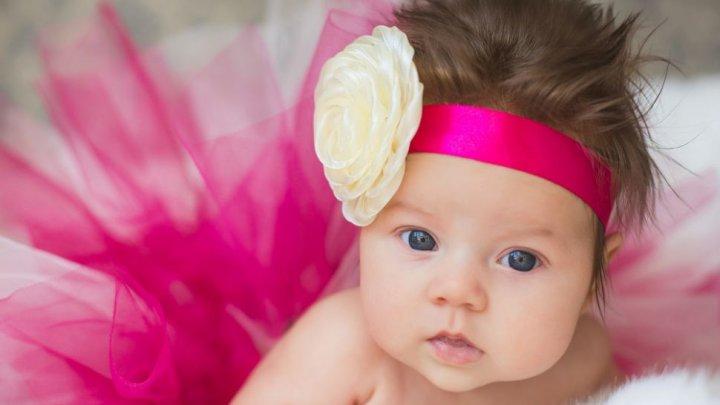 10 nume de fete, predestinate succesului. Cum să-ţi botezi fiica