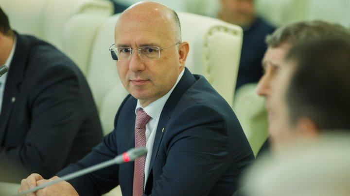 Filip, la Forumul de afaceri moldo-belarus: Facem tot posibilul să devenim cât mai atractivi pentru cei care vor să facă investiţii în Moldova