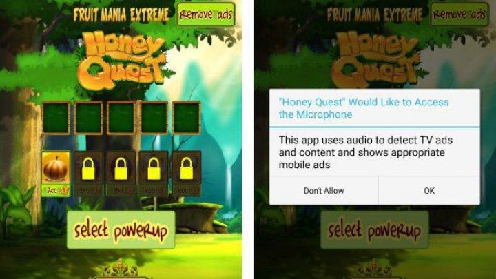 Sute de jocuri care ascultă ce urmăresc utilizatorii la televizor, descoperite în Google Play