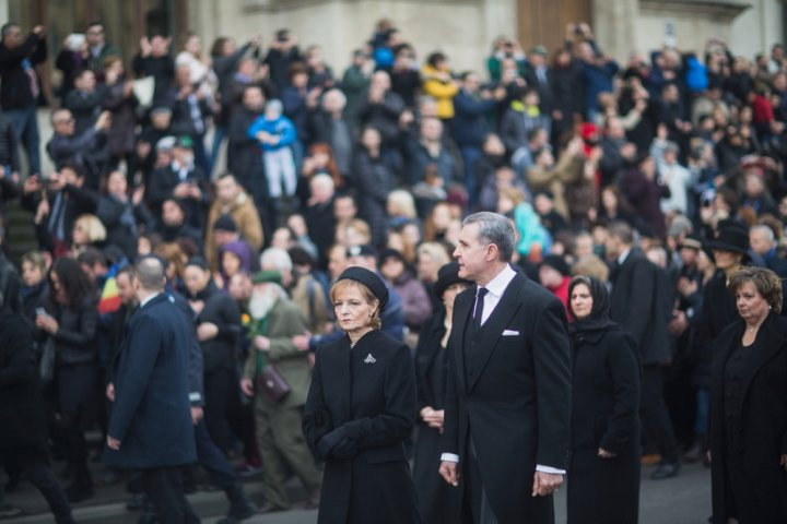 Funeraliile Regelui Mihai I al României în 150 cele mai inedite fotografii (FOTOREPORT)