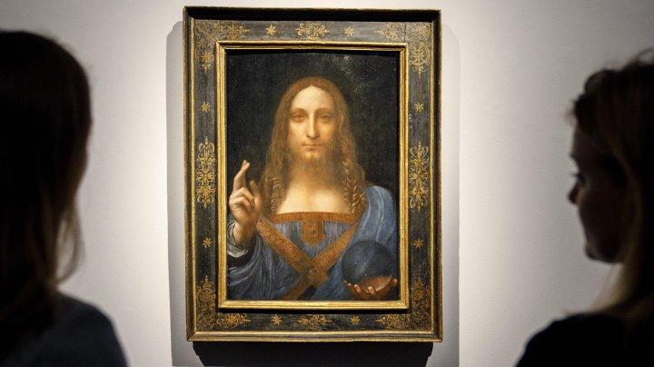 Cine este cumpărătorul celui mai scump tablou din lume. Va fi expus la muzeul Luvru din Abu Dhabi