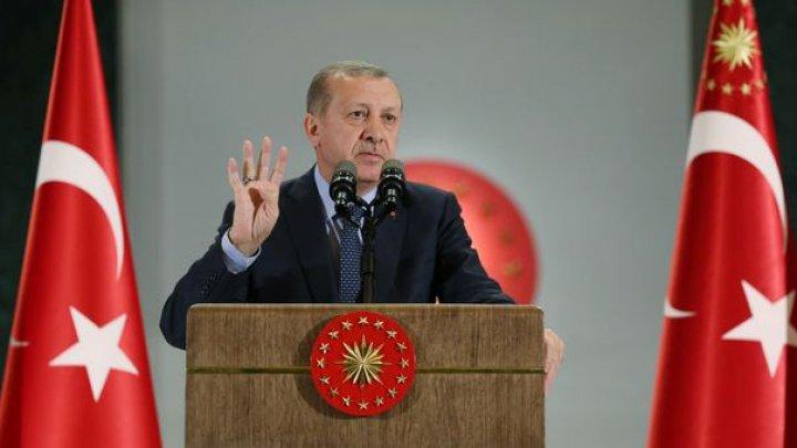 16 militari de rang înalt, arestaţi la comanda lui Erdogan