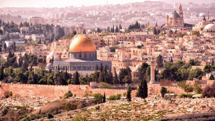 Turcia și Iranul condamnă decizia SUA de a recunoaște orașul Ierusalim drept capitală a statului Israel