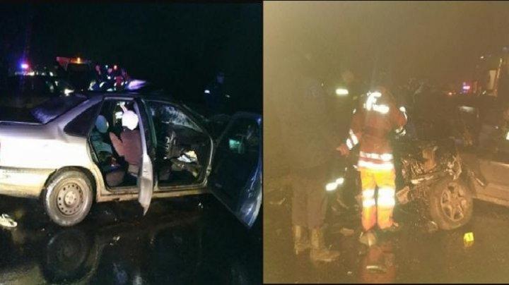 PREOTUL şi PREOTEASA din satul Copăceni AU MURIT într-un grav accident rutier
