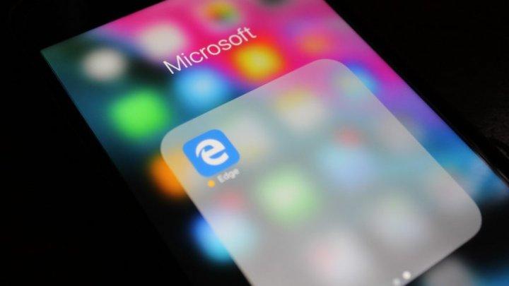 Microsoft Edge este disponibil de acum în mod oficial şi pentru platforma iOS