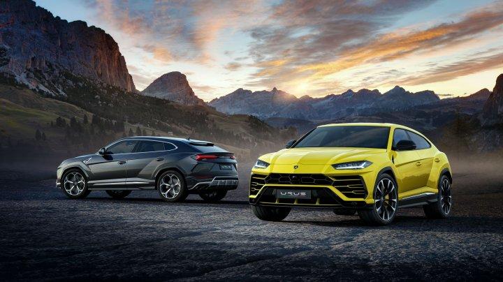 Eleganţă şi performanţă! A fost lansat primul Super SUV: Lamborghini Urus (VIDEO)