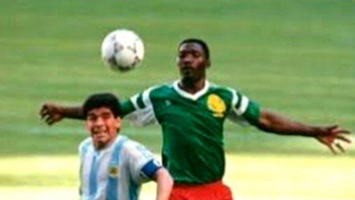 A murit, Benjamin Massing, legenda celui mai dur fault din istoria Cupei Mondiale, în Italia 1990 (VIDEO)