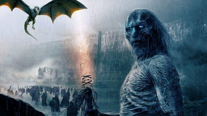 Game of Thrones, cel mai piratat serial în anul 2017. Lista altor producţii care încheie clasamentul
