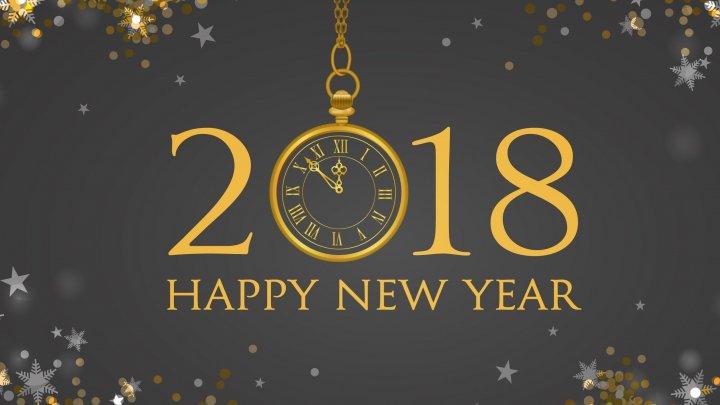 FELICITĂRI DE Anul Nou! La mulţi ani, 2018! Cele mai frumoase mesaje