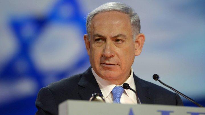 Netanyahu: Serviciile secrete israeliene au contribuit la prevenirea a zeci de atacuri teroriste în Europa