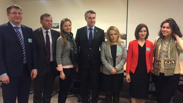 Raportul comisiei Open Dialog va fi transmis instituţiilor din Europa și SUA