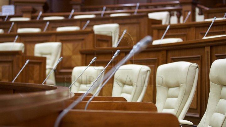 Parlamentul a menținut votul exprimat anterior pentru legile remise de șeful statului spre reexaminare