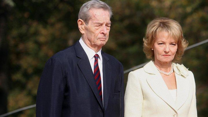REGELE MIHAI I A MURIT. Principesa Margareta devine Regina României